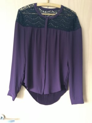 Bluse mit Spitze von Vero Moda in Größe M