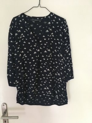 Bluse mit tollem Muster