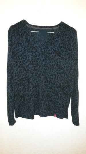 Bluse mit tollem Muster von edc Größe
