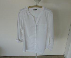 Bluse mit verdeckter Knopfleiste, Größe 40, neu