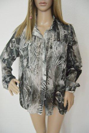 Bluse mit Wald Muster gr.L von Object