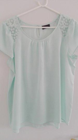 Bluse mitgrün von Yessica