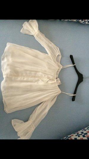 Bluse NAGELNEU aus Zara