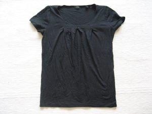 bluse neuwertig esprit schwarz gr s 36