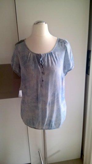 Bluse neuwertig mit schöner Schulterpartie