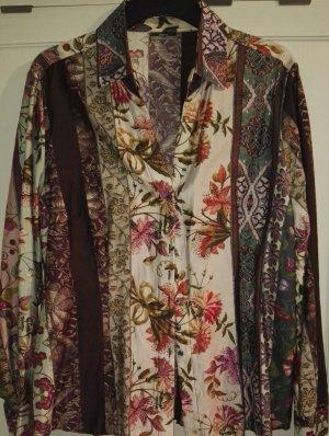 Bluse neuwertig von Eterna...like Japaneese Look!