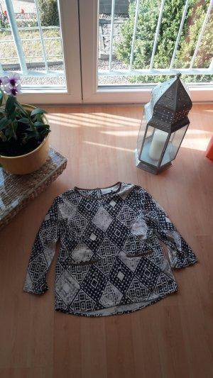 Bluse/Oberteil mit Muster