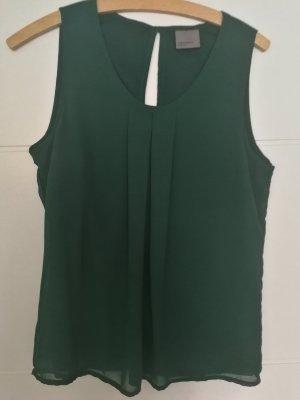 Vero Moda Blusa verde scuro-verde bosco