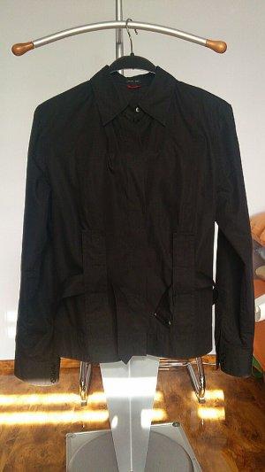 Bluse oder Kurzjacke von Otto Kern schwarz Gr.42