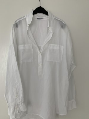 Bluse offwhite Gr. L Drykorn