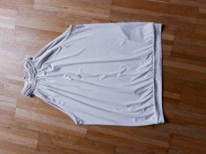 Only Blusa sin mangas blanco