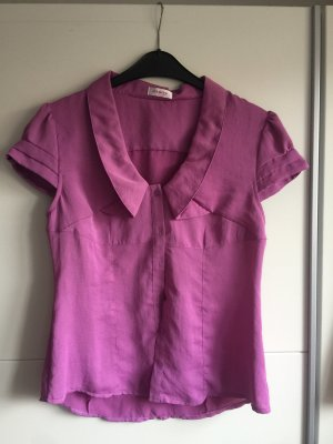 Orsay Blouse Collar lilac