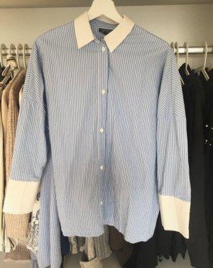 Topshop Oversized blouse veelkleurig