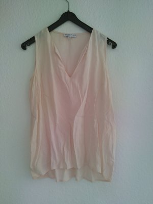 Bluse pastell peach Marie Lund