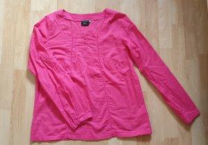 Bluse pink 100% Baumwolle - Gr. 38 - wie NEU