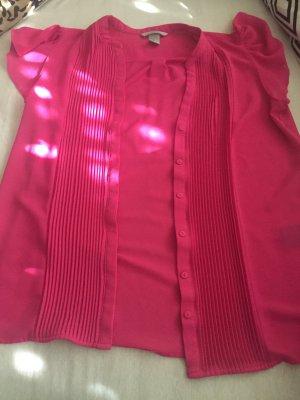 Bluse pink H&M 38 mit schönheitsflecken