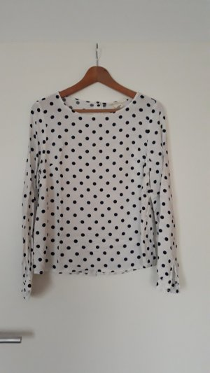 Bluse Polka Dots H&M Gr.36