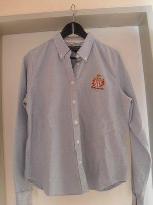 Bluse Polo Ralph Lauren in blau - NEU!!!    Winterware!