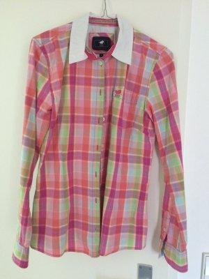 Bluse Polo Sylt, frische Farben