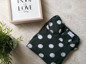 Bluse#Punkte#Trendy#fashion