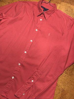 Bluse Ralph Lauren Sport Gr. 38 rot