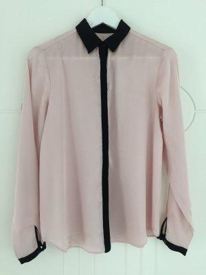 Bluse rosé, Größe S