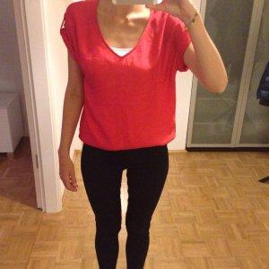 Bluse (rot) von Mango