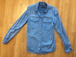 Bluse s.oliver 36 blau (NEU)