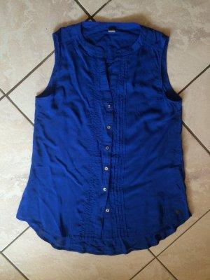 Bluse s.Oliver blau 36 (NEU)