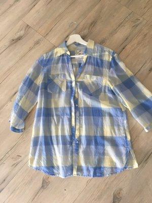 s.Oliver Oversized blouse veelkleurig Katoen