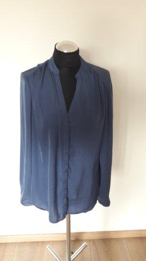 Bluse s. oliver gr. 42 blau