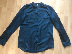 Bluse S.oliver grün smaragd knitterfrei 36