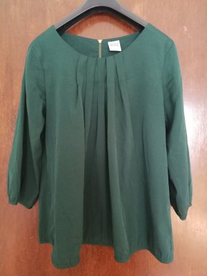Vero Moda Splendor Blouse forest green