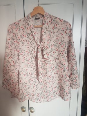 Gina Tricot Blouse avec noeuds multicolore