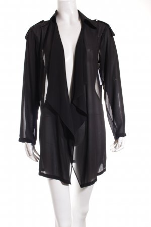 Bluse schwarz Elegant