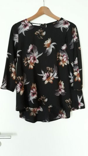 Only Blouse avec noeuds multicolore polyester