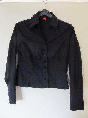 Bluse schwarz Gr. 38 s.oliver