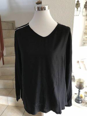 Bluse schwarz Gr. 40