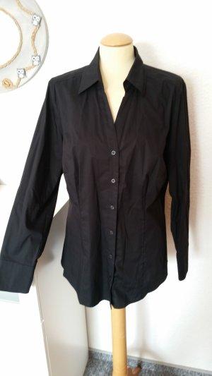 Bluse schwarz Gr. 46 s.Oliver Triangle