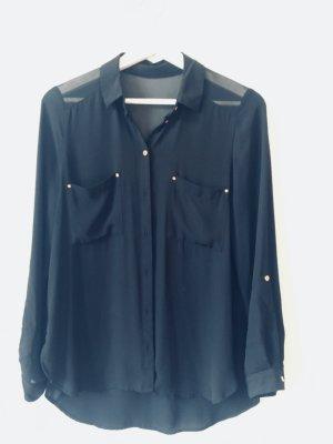 Bluse schwarz gr S