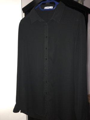 Bluse - schwarz von Mango
