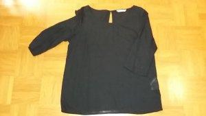 Bluse schwarz von Only
