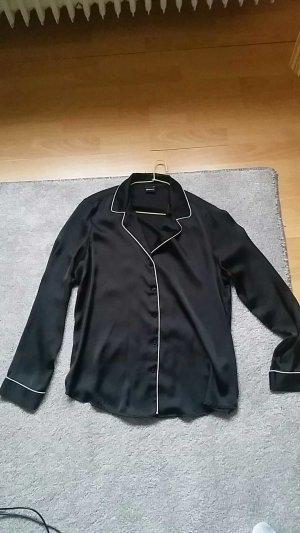 bluse seidenoptik von gina tricot