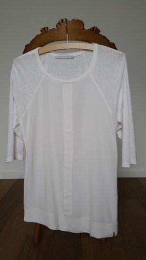 Bluse/Shirt, 3/4 Arm, Yaya, Gr. 34, wollweiß