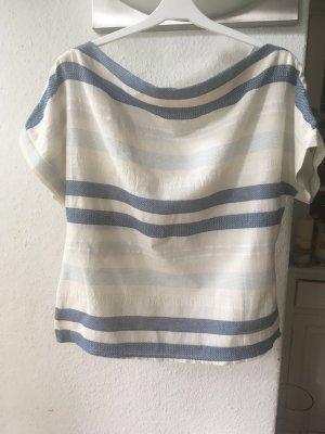 Bluse / Shirt  Baumwolle/Leinen Gr .S/M