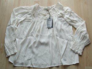 Bluse Shirt Carmenbluse von Frogbox  - Viskose