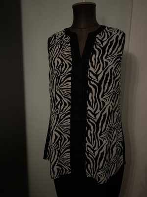 Bluse Shirt Chiffon Gr 40