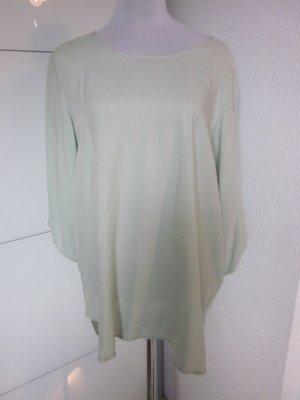 Bluse Shirt Mintgrün Gr XL