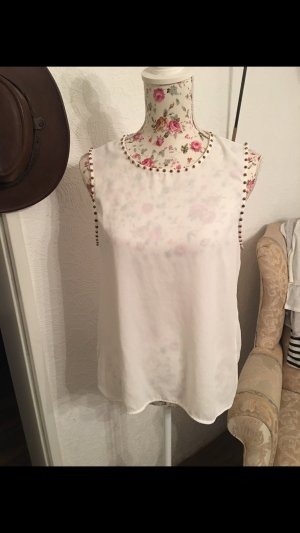 Bluse Shirt Nieten von Vero Moda