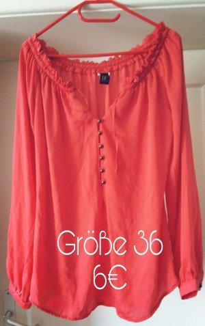 Bluse Shirt pink 36